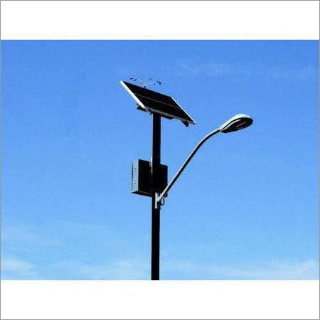 Solar Powered Street Light