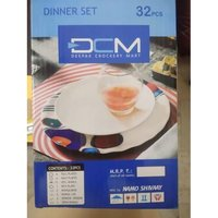 DCM Dinner Set