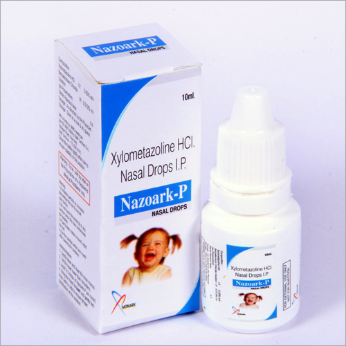 Pharmaceutical Eye And Ear Drops