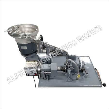 Vibrator Screw Chamfer Machine
