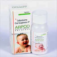 Cefpodoxime Oral Suspension IP
