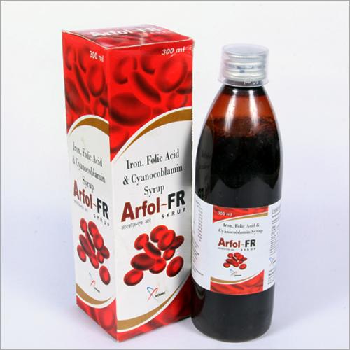 Iron Folic Acid Syrup