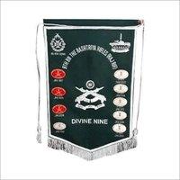 Military Zari Banners
