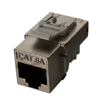 Cat6A FTP Component Level Toolless keystone jack