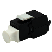 RJ45 Jack Snap-In Dust Cover