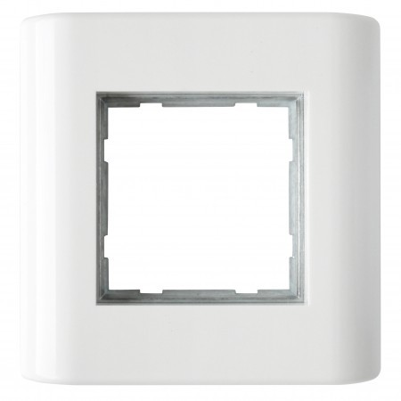 French Style Single Gang Faceplate