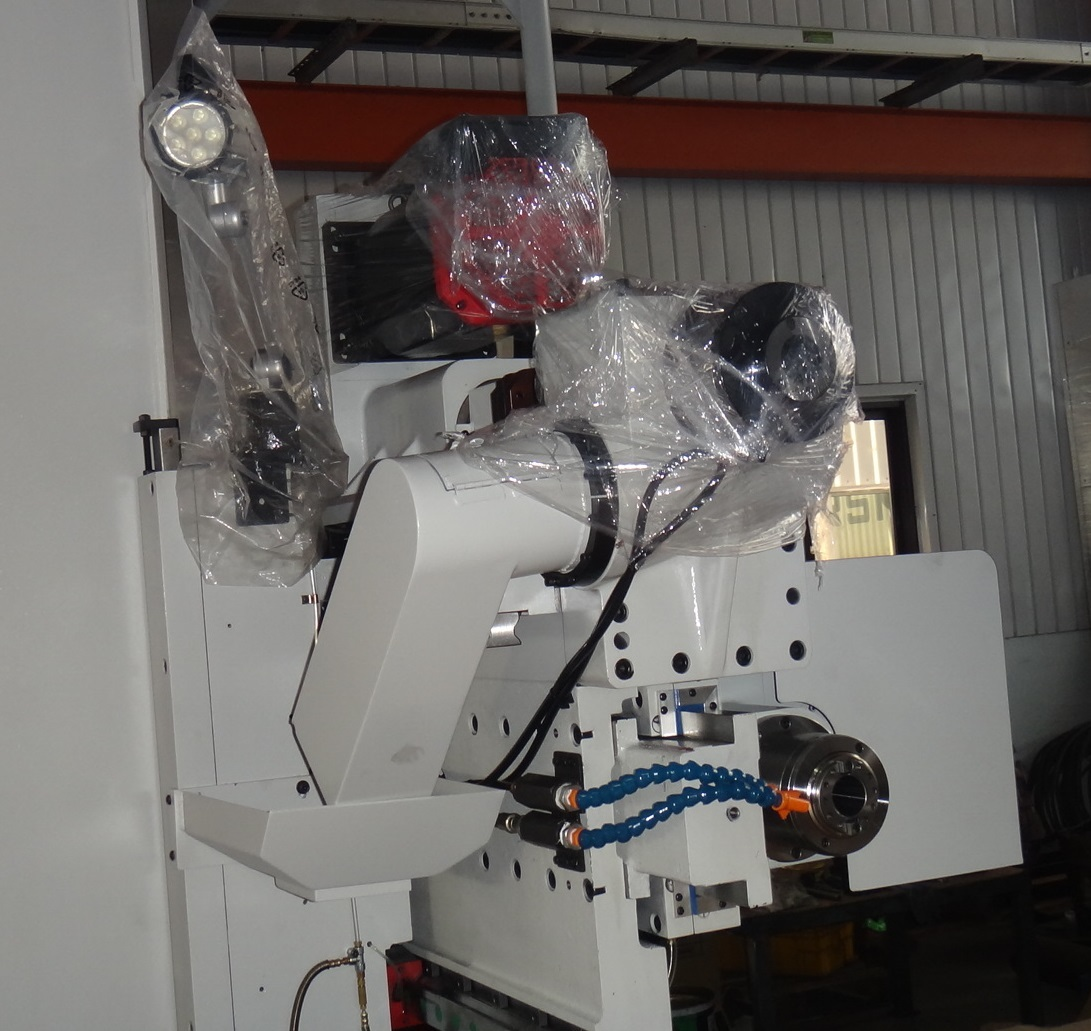 5 Axis Servo Motor Deep Hole Drilling Machine