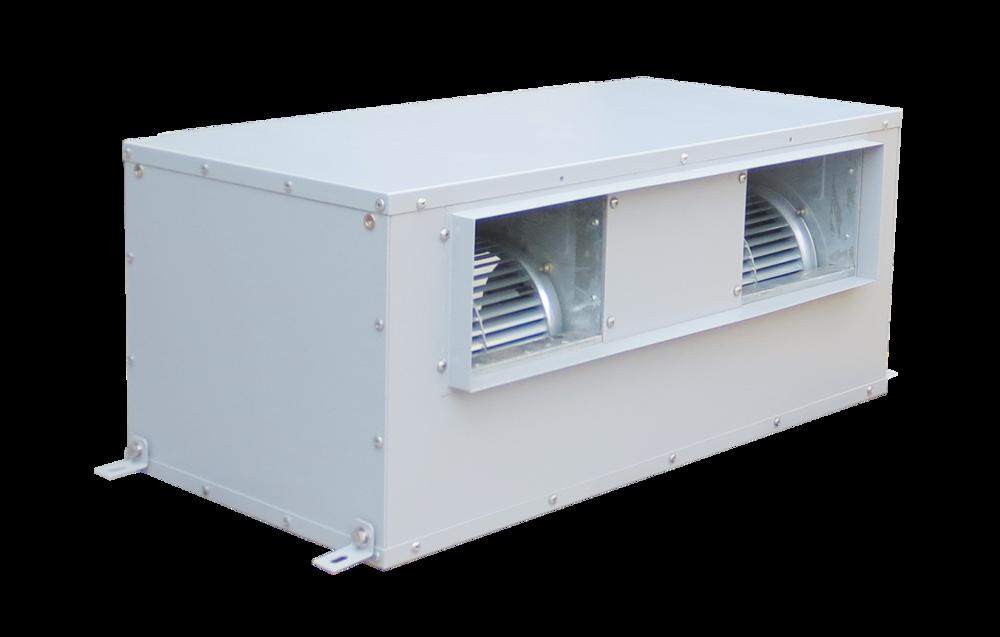 Active Split Commercial Ducting Super Cooler