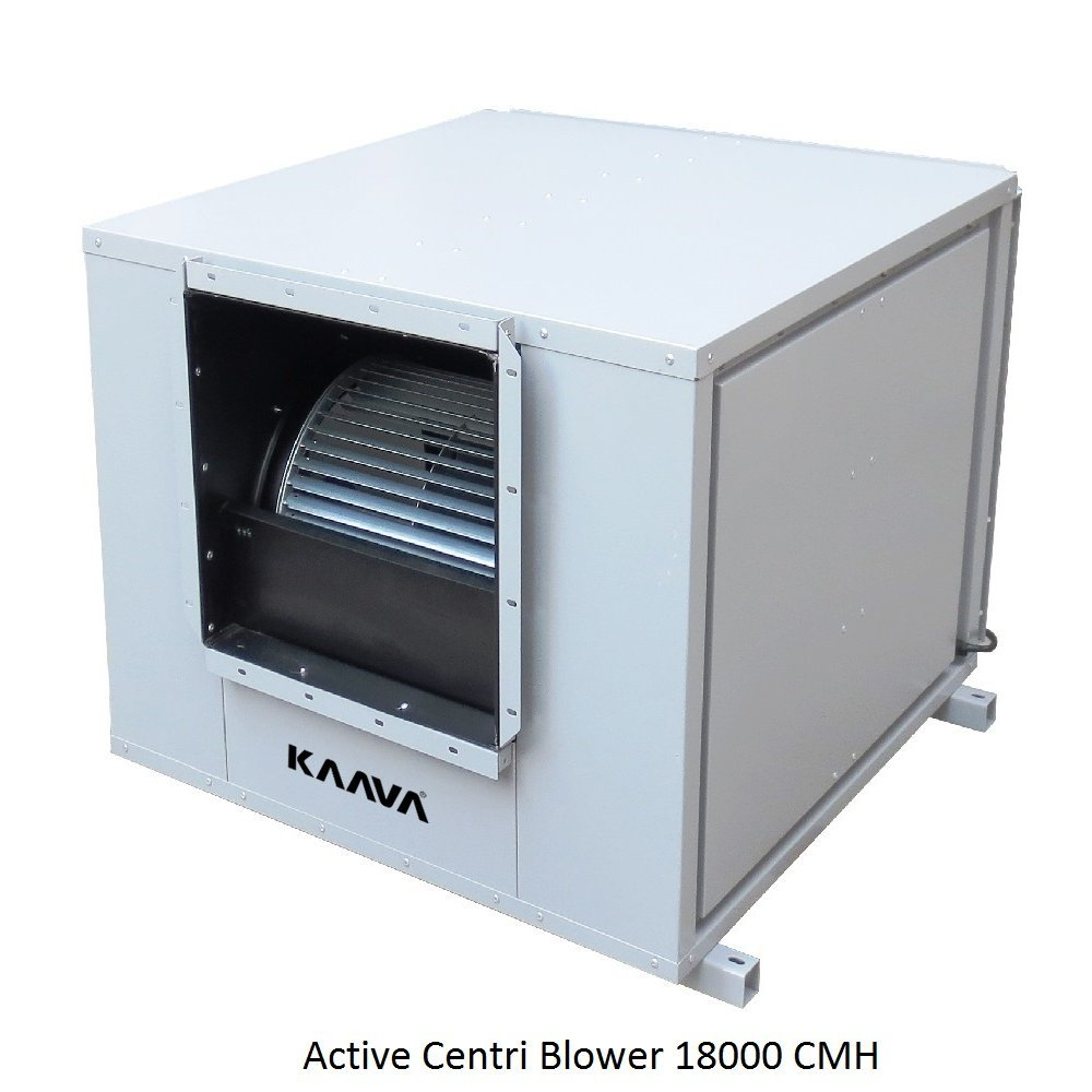 Commercial Active Split Ducting Cooler