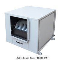 Active Split Ducting Cooler