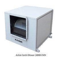 Active Split Ducting Cooler