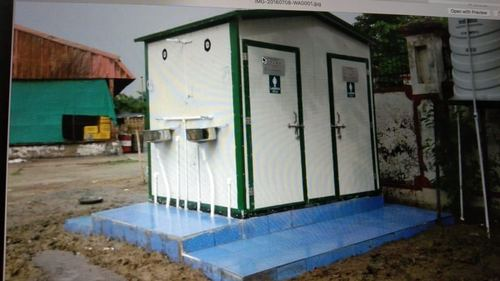 Commercial Portable Toilet