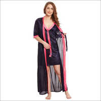 Ladies Nighty Robe