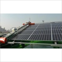 Solar Cleaning System