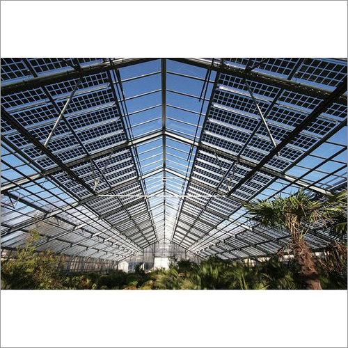 Solar PV Glass Roof Solar Project