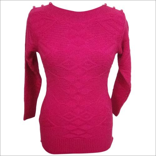 Women Woolen Top