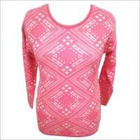 Long Woolen Top