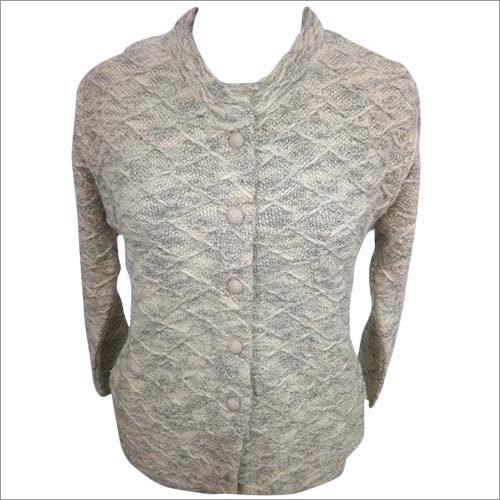 Round Neck Long Sweater