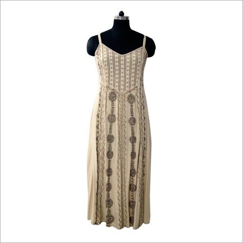 Full Length One Piece Dress