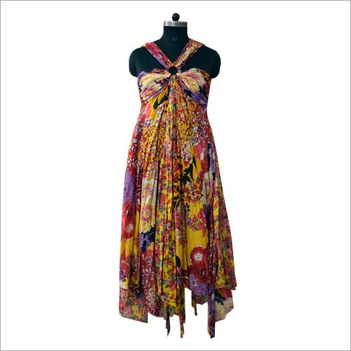 Party Wear Shade One Piece Dress