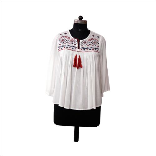 Ladies Long Sleeve Tops