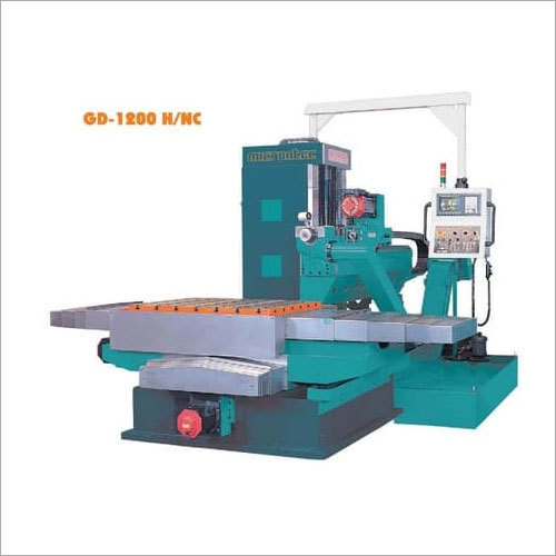 Table Type-Deep Hole Drilling Machine