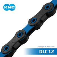KMC CHAIN DLC12 12 Speed Bicycle Chain