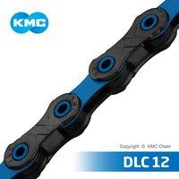 KMC CHAIN DLC12 12 Speed Bicycle Chain