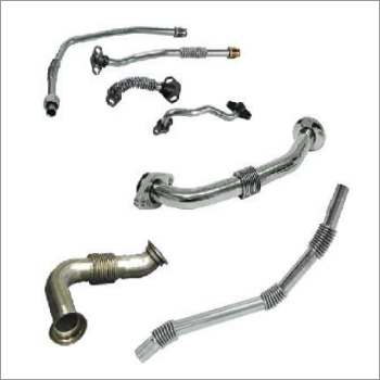 Exhaust Header Sports Car