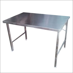 S.S.304 Table Top