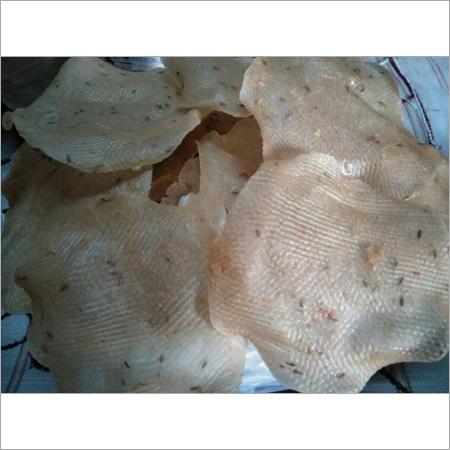 Ajwain Rice Papad