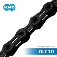 KMC CHAIN DLC10 10 Speed Bicycle Chain