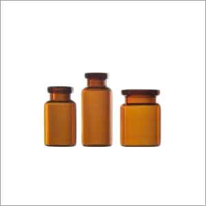 Vial Glass Bottles