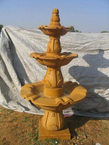 Sandstone Fountain Indoor And Outdoor