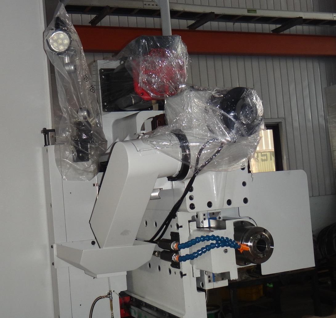 Table Type CNC Gun Drilling Machine