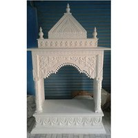 Marble Heavy Carving Temple