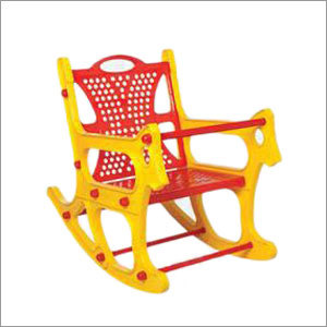 Plastic Baby Rocker Chair
