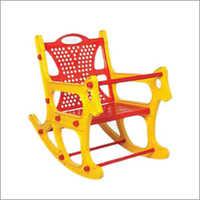 Plastic Baby Rocker Chair