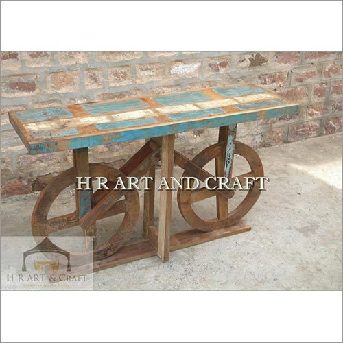 Reclaimed Cafe Table