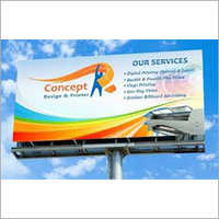 Roadside Hoarding Printing Services