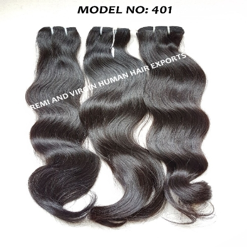 Raw Indian Hair Body Wave 100% Virgin