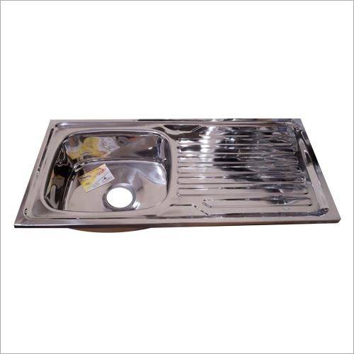 Steel Single Bowl Kitchen Sink