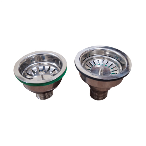 Steel Sink Waste Coupling