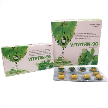 Vitatan 9G Soft Gel Capsules