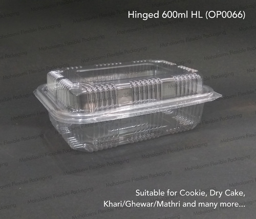 Hinged 600ml HL