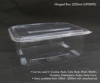 Hinged Box 2250ml