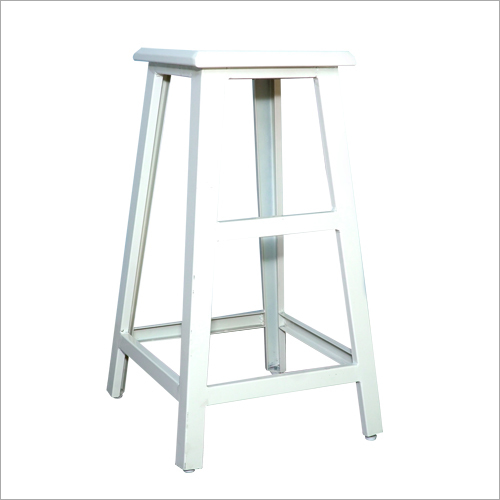 Metal Stool And Table
