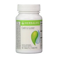 Herbalife Cell-U-Loss Health Supplment - 90 Tablets FREE SHIPPING WORLDWIDE