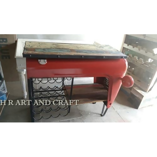Classic Tractor Bar Counter