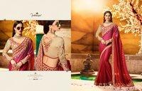 Online party wear saree